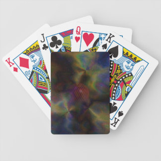 LAVA STARDUST BICYCLE POKER DECK