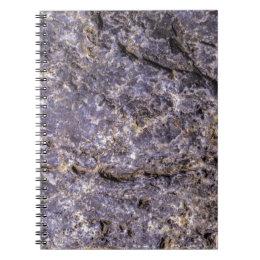 Lava Stone Texture Notebook