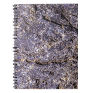 Lava Stone Texture Notebook