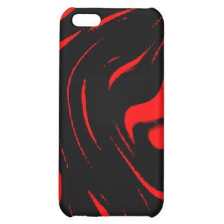 lava swirl iPhone 5C cover