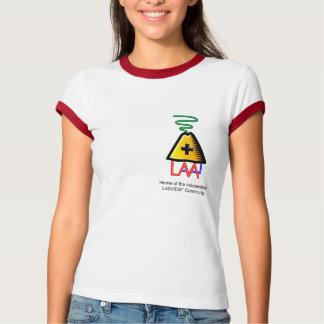 LAVA T-Shirt (Ladies)
