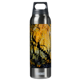 Lava tube cave 16 oz insulated SIGG thermos water bottle