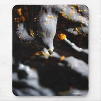 Lava tube cave detail mouse pad