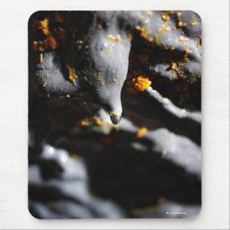 Lava tube cave detail mouse pad