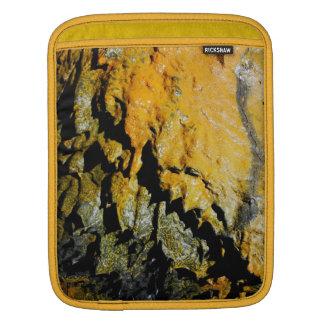 Lava tube cave iPad sleeve