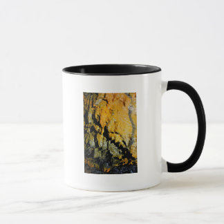 Lava tube cave mug