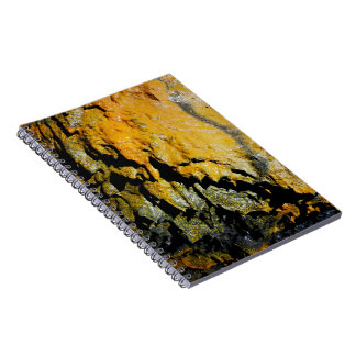 Lava tube cave notebook
