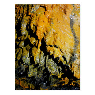 Lava tube cave post cards