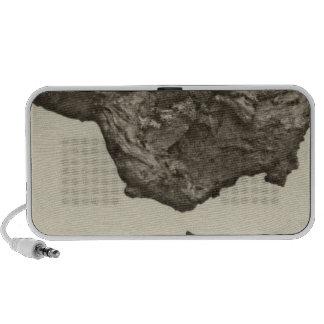 Lava, un Sevier más bajo, Utah Mini Altavoz