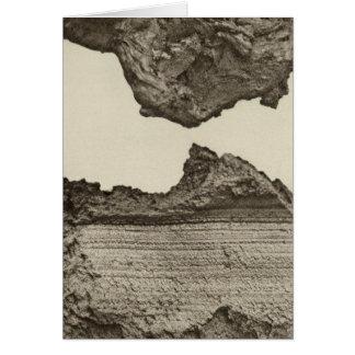 Lava, un Sevier más bajo, Utah Tarjetón