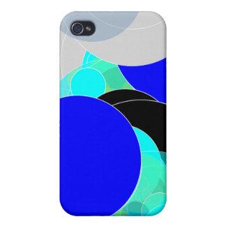 Lava y luz iPhone 4/4S carcasas