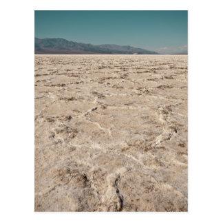 Lavabo de Death Valley Postales