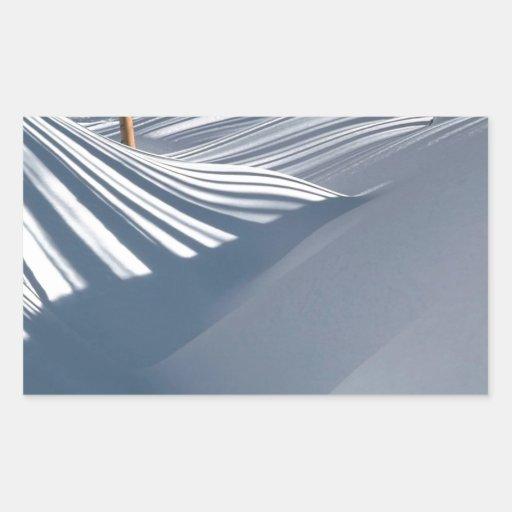 Lavabo de oro de Tesuque de la nieve de los Rectangular Altavoz