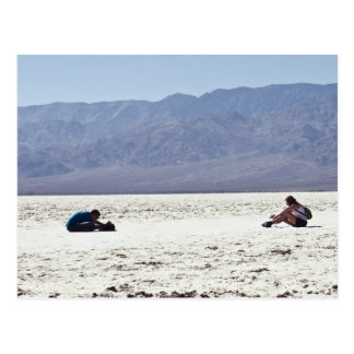 Lavabo Death Valley Tarjetas Postales