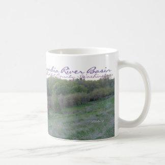 Lavabo del río Columbia Taza De Café