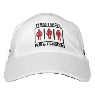 Lavabo neutral gorra de alto rendimiento