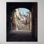 Lavadero de Venecia Posters