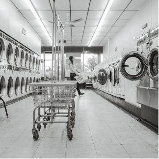 lavadero escultura fotográfica