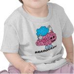 Lavado de cerebro camisetas