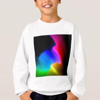 Lavado de color abstracto sudadera