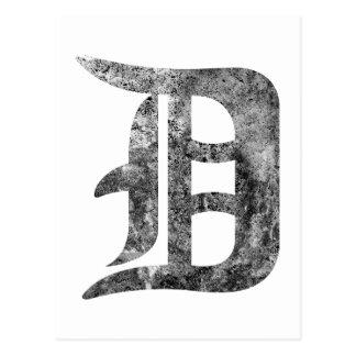 Lavado de Detroit D Postal