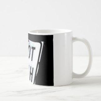 LAVADO DEL PIE TAZAS DE CAFÉ