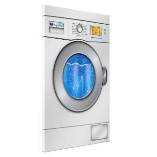 Lavadora Impresión En Tela