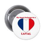 Laval Pin