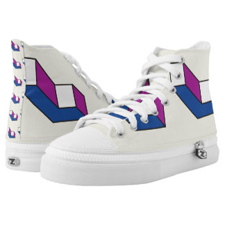 LAVAL, QUEBEC High-Top SNEAKERS