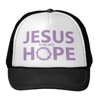 lavanda de la esperanza de Jesús Gorra