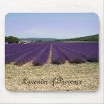 Lavanda de Provence Alfombrilla De Ratón