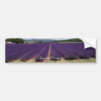 Lavanda de Provence Pegatina Para Auto