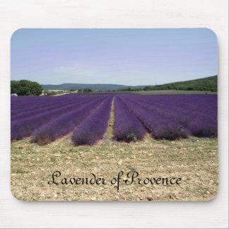 Lavanda de Provence Tapetes De Raton