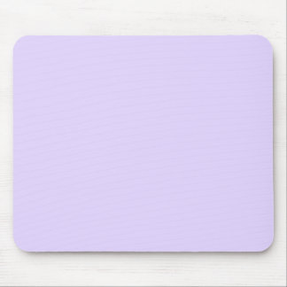 Lavanda ligera mouse pads