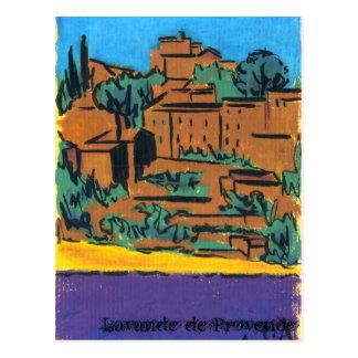 Lavande de Provence Post Card