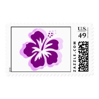 lavander flower postage