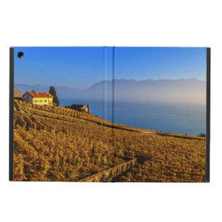Lavaux region, Vaud, Switzerland iPad Air Cases