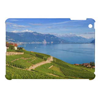 Lavaux region, Vaud, Switzerland iPad Mini Cover