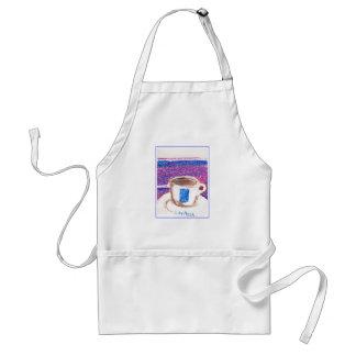 lavazza coffee apron