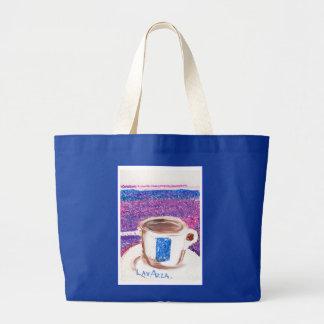 LavAzza Tote (Big one!) Jumbo Tote Bag