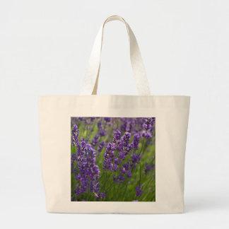 Lavendar el   Lavendel Bolsa Lienzo
