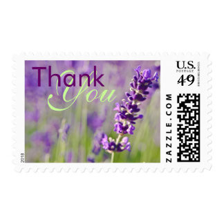 Lavendar • Thank You Stamp