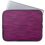 Lavender #4 computer sleeve