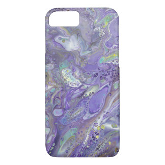 """Lavender Abstract iPhone Case - """"Naomi"""""""