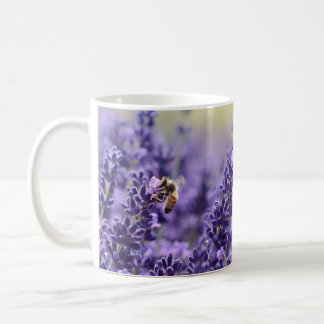 Lavender and Bees Mug