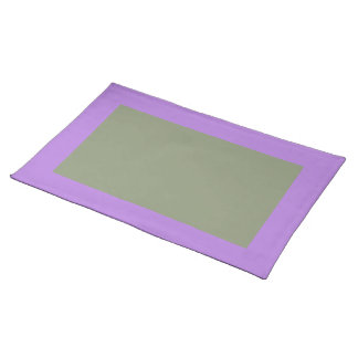 Lavender and Sage Placemat