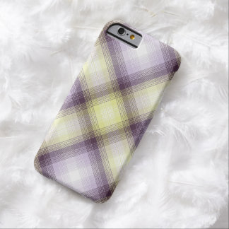 Lavender and Yellow Barely There iPhone 6 Case