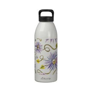Lavender Aster Water Bottles