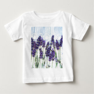 lavender background baby T-Shirt