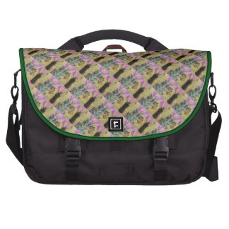 Lavender & bee bags for laptop